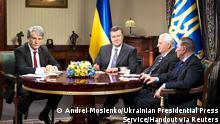 Ukraine Proteste der Opposition für Annäherung an die EU 10.12.2013