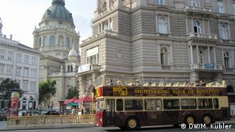 Budapest Touristenbus
