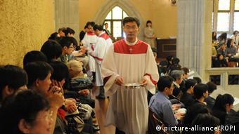 Christentum China