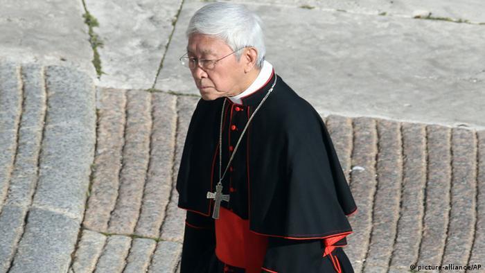 Hongkonger Bischof Joseph Zen Ze-kiun