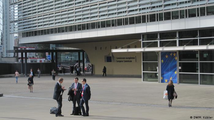The EU Commission in Brussels. Photo: Martin Kübler