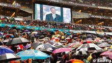 Obama Trauerfeier Nelson Mandela