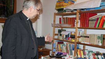 Церковну бібліотеку переобладнали під медпункт