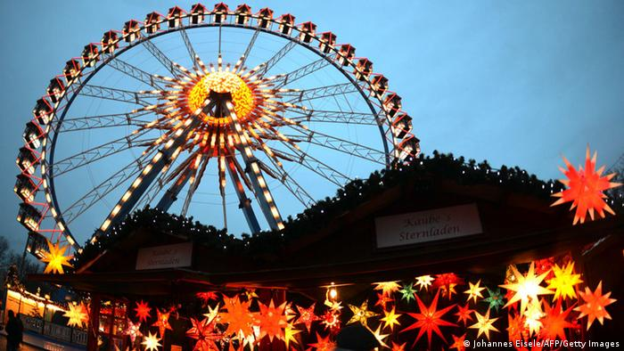 Christmas market (Johannes Eisele/AFP/Getty Images)