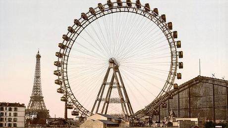 Riesenrad Grande Roue de Paris