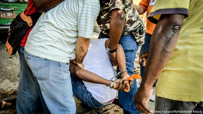 CUBA: Oposici�n cubana denuncia aumento de detenciones arbitrarias en febrero