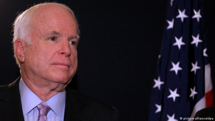 John McCain (picture-alliance/dpa)
