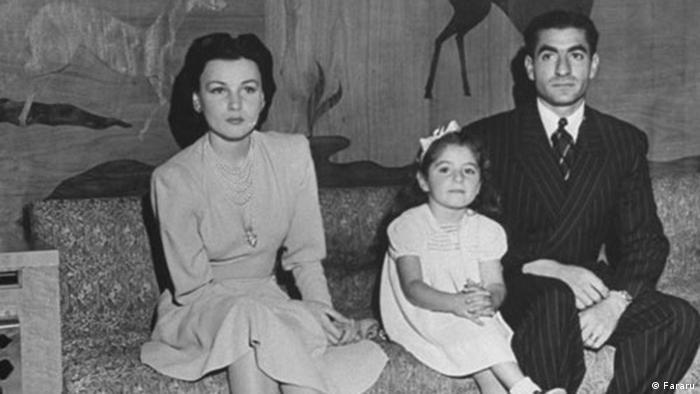 شاهزاده شهناز تنها فرزند مشترک محمدرضا پهلوی و فوزیه فواد بود