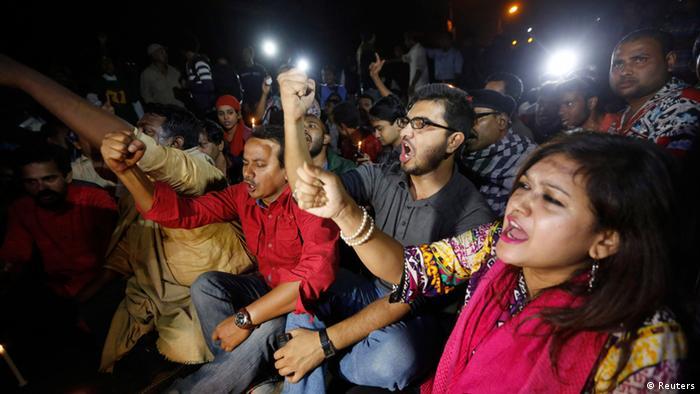 Bangladesch Abdul Quader Mollah Hinrichtung verschoben