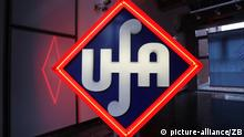 Logo UFA (picture-alliance/ZB)