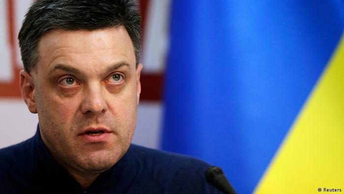 Олег Тягнибок. Архівне фото