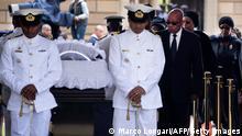 Nelson Mandela Abschied 11.12.2013