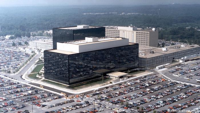 NSA-Hauptquartier in Fort Meade, Maryland (Foto: dpa)