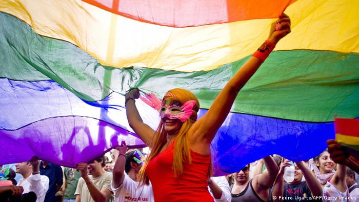 People celebrate Gay Pride Parade in India 2009