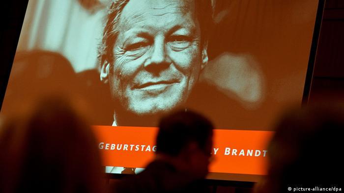 Willy Brandt 100. Geburtstag Lübeck 11.12.2013
