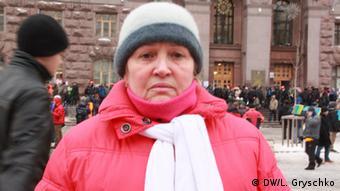 Лариса Вовченко: Стоятиму за внуків і правнуків
