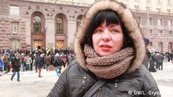 Тетяна Матвійчук: у Луганську інформаційний голод