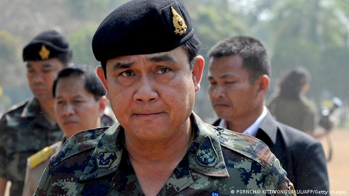 Armee-Chef Prayuth Chan-Ocha (Foto: AFP/Getty Images)