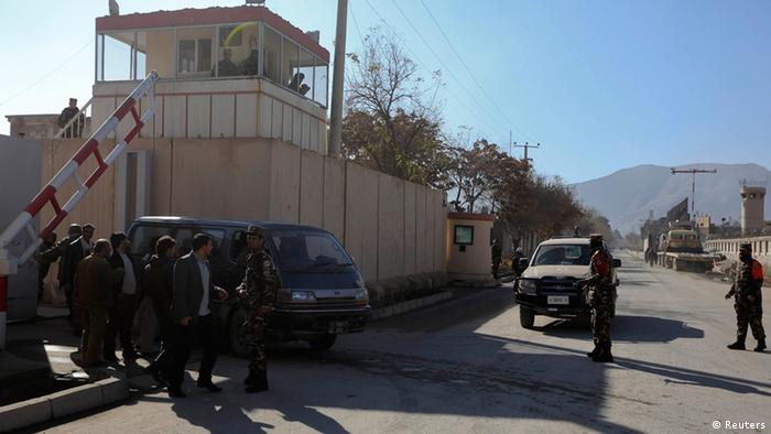 Foto de Embajada de EE. UU. en Kabul