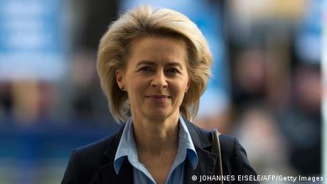 Ursula von der Leyen Porträt Politikerin