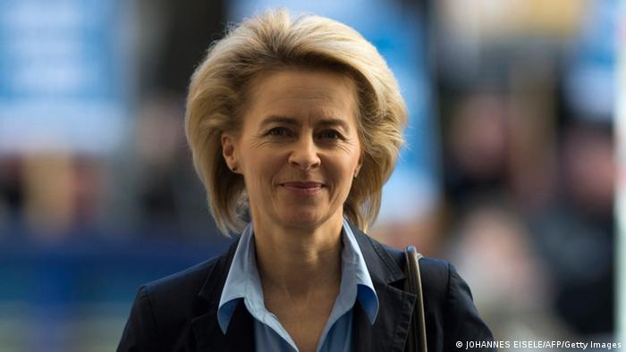 Ursula von der Leyen (Foto: JOHANNES EISELE/AFP/Getty Images)
