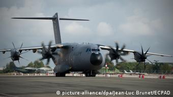Airbus A400M (Foto: Jean-Luc Brunet/ECPAD)
