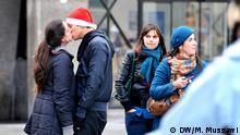 Galerie - Liebe im Alltag und in der Öffentlichkeit in Europa