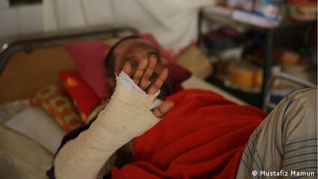 Opfer Blockade Bangladesh