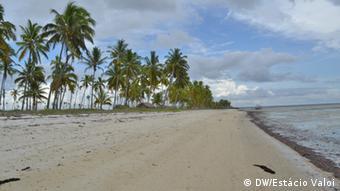 Strand in Mosambik - Anadarko