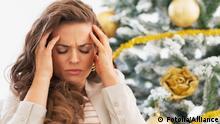 Symbolbild - Stress an Weihnachten