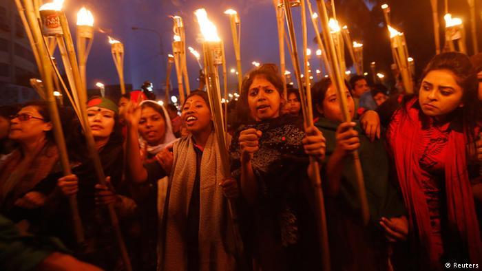 Bangladesch Kriegsverbrecher gehängt