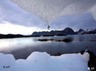 Bueno para el tráfico marítimo, el deshielo del Ártico
