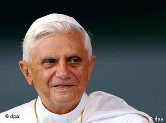 Papst Benedict XVI feiert am 16.04.2007 seinen 80. Geburtstag