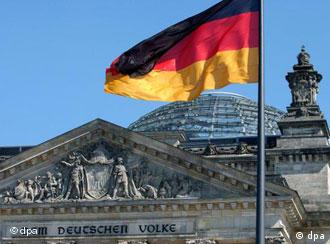 Reichstag u Berlinu