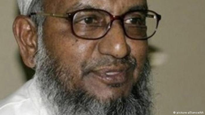 Bangladesch Kriegsverbrecher Abdul Quader Molla gehängt
