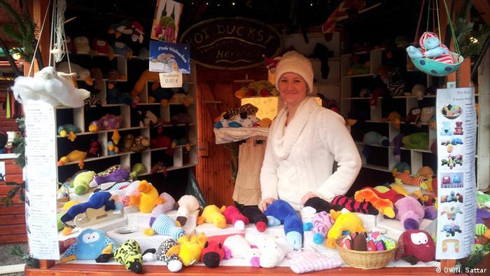 Weihnachtsmarkt Köln Hot Ducks