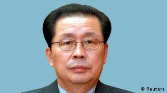 Nordkorea Chang Sung-taek Portrait