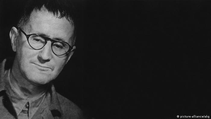 Bertolt Brecht (picture-alliance/akg)