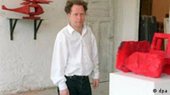 Archivfoto / Leipzig (Sachsen): Gerd Harry Lybke ist Inhaber der Leipziger Galerie Eigen+Art, die auch über eine Filiale in Berlin verfügt.