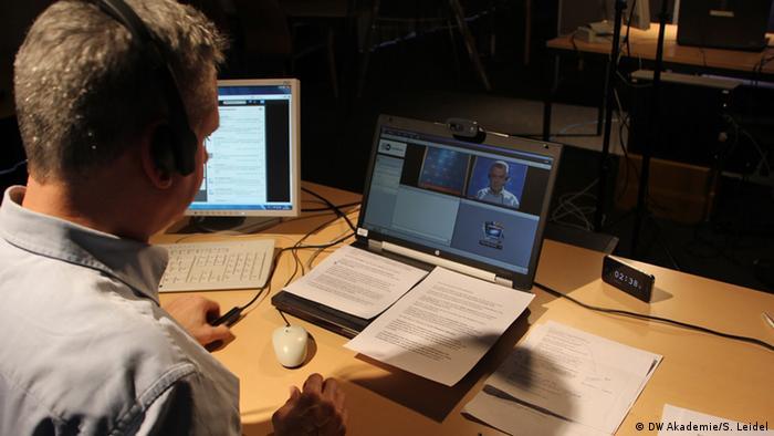 Online Workshop Digitale Sicherheit für Journalisten