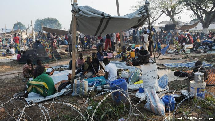 Central African Republic shelter