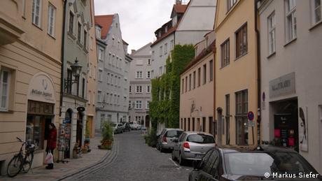 Bildergalerie Augsburg Altstadt
