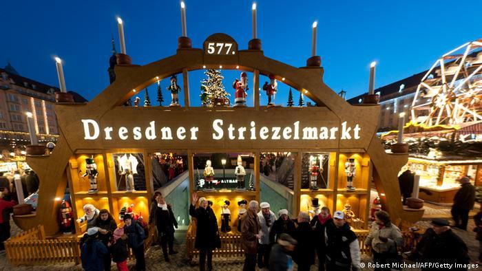 Dresdner Striezelmarkt 2011