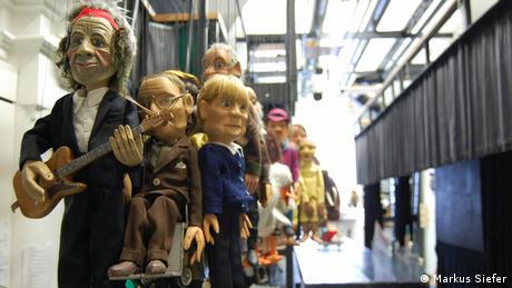 Bildergalerie Augsburg Marionetten