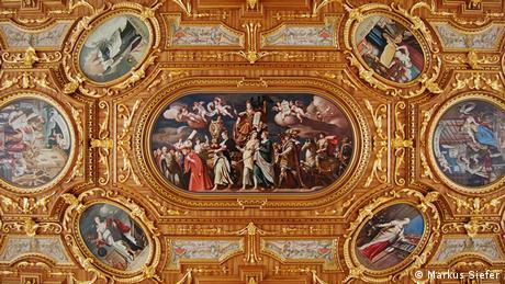 Bildergalerie Augsburg Goldener Saal