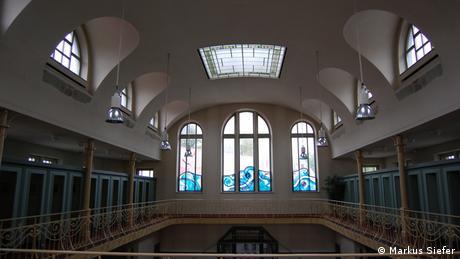 Bildergalerie Augsburg Stadtbad