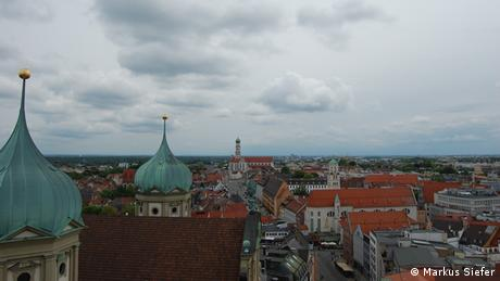General view of Augsburg (Markus Siefer)