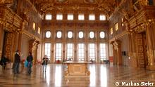 Der Goldene Saal in Augsburg
