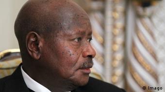 Yoweri Museveni (Foto: imago)