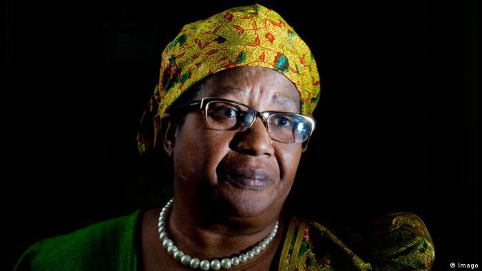 Prez Joyce Banda